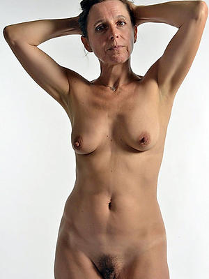 Mature skinny women nude