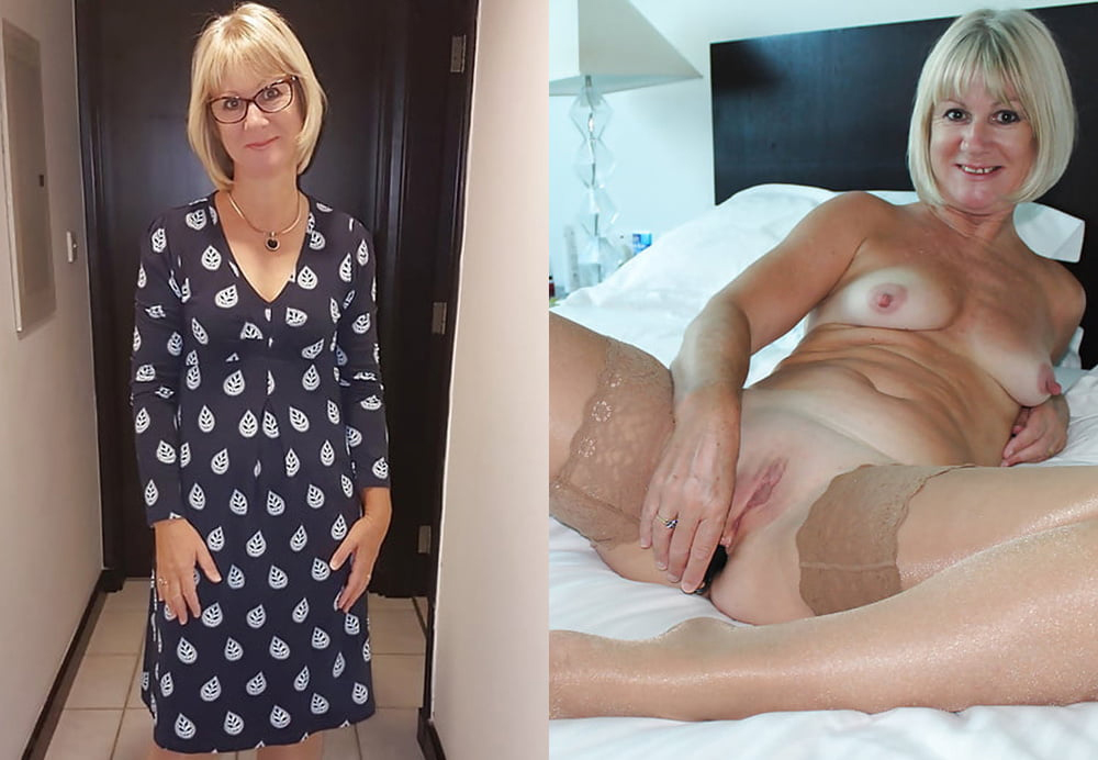 Pics slutty mature Nude Mature